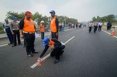 Kondisi 4 Jasad Korban Kecelakaan Tol Cipularang Tidak Utuh