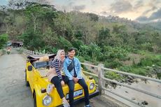 Omah Cantrik Kulon Progo, Susur Desa Naik VW Safari