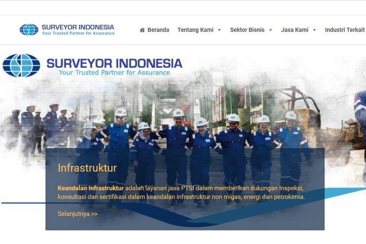 Bumn Surveyor Indonesia Buka Lowongan Untuk D Iii Dan S1 Berikut Perinciannya Halaman All Kompas Com