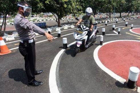 Satlantas Polres Pati Adakan Pelatihan Uji Praktik SIM