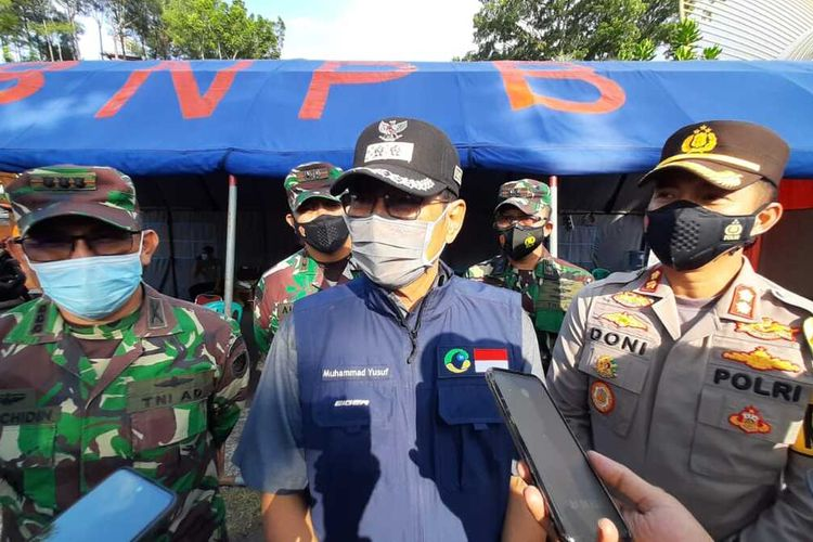 Plt Wali Kota Tasikmalaya Muhammad Yusuf.