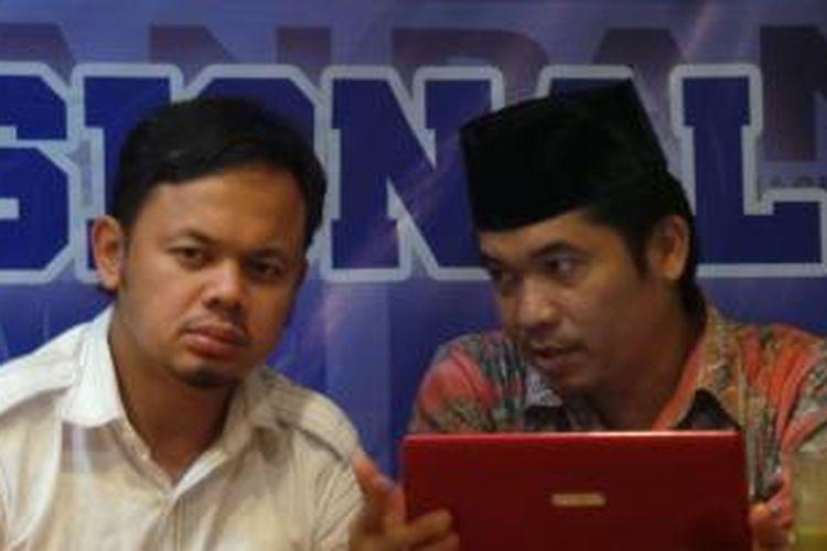 Ketua DPP Partai Amanat Nasional Bima Arya Sugiarto yang juga Walikota Bogor terpilih.