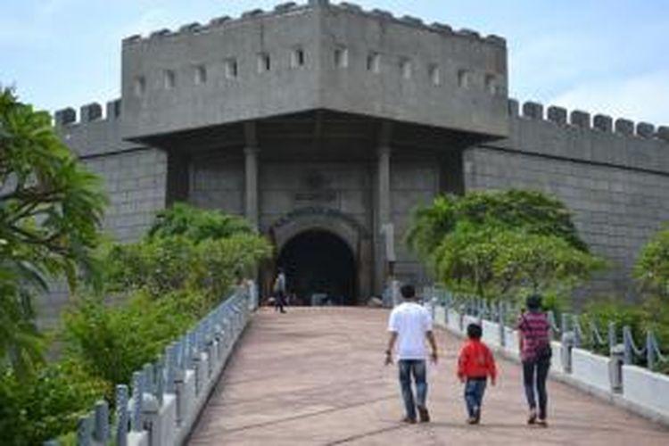 Museum Keprajuritan di Taman Mini Indonesia Indah