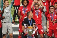Juergen Klopp Raih Penghargaan Pelatih Terbaik FIFA 2020, Hansi Flick Kecewa