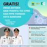 Pemkot Kota Bandung Gratiskan Swab Antigen Peserta CPNS dan PPPK 2021, Ini Syarat dan Info Lengkapnya