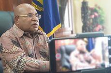 Gubernur Papua Surati Presiden, Protes Mendagri Tunjuk Sekda untuk Gantikan Tugasnya