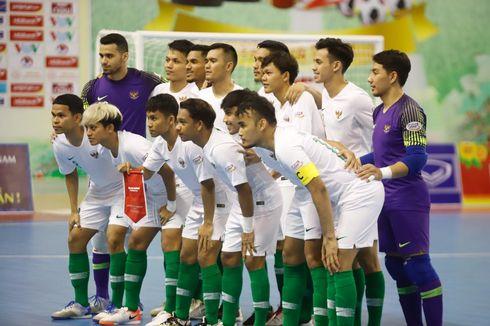 Klasemen Piala AFF Futsal 2019, Indonesia Peringkat Ke-2, Malaysia Juru Kunci