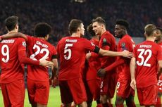 Bayern Muenchen, Tim Tersubur Fase Grup Liga Champions Musim Ini