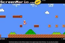 Super Mario Bros Bisa Dimainkan dari