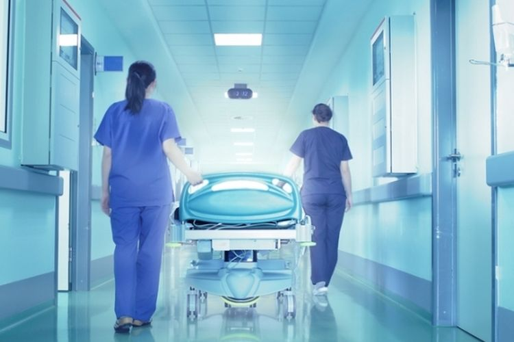 Ilustrasi perawat.