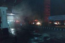 Buntut Kebakaran SPBU di Bukittinggi, Polisi Amankan Seorang Sopir