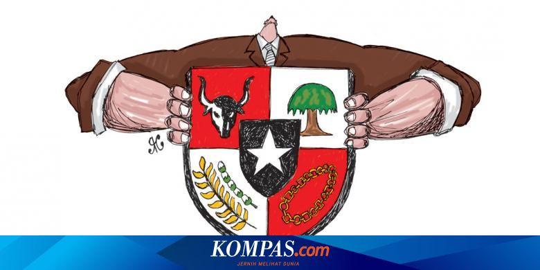 Optimisme Mewariskan Pancasila Halaman All Kompas Com