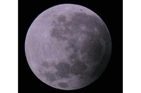 Gerhana Bulan Sabtu Dini Hari dan Samarnya Purnama