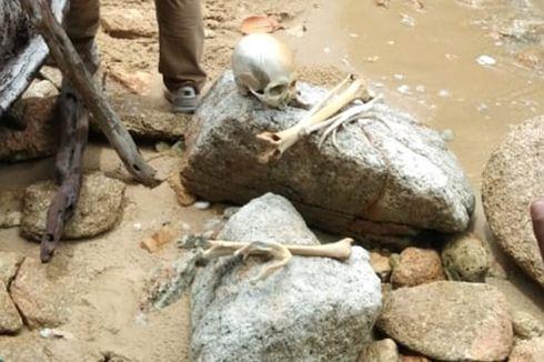 Misteri Kerangka Manusia di Bogor, Bertusuk Konde, Kenakan Cincin dan Ditemukan 4 Koin Kuno