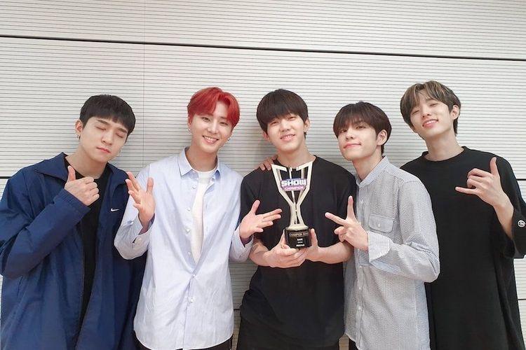 Grup band K-pop DAY6.