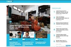 [POPULER TREN] Jadwal Operasional Pos Indonesia, SiCepat, dan JNE Selama Libur Lebaran 2021 | Video Viral Rombongan Mudik Jokowi