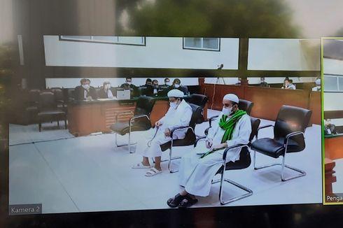 Dituntut 6 Tahun Penjara Kasus Tes Usap RS Ummi, Rizieq Shihab Siapkan Pleidoi