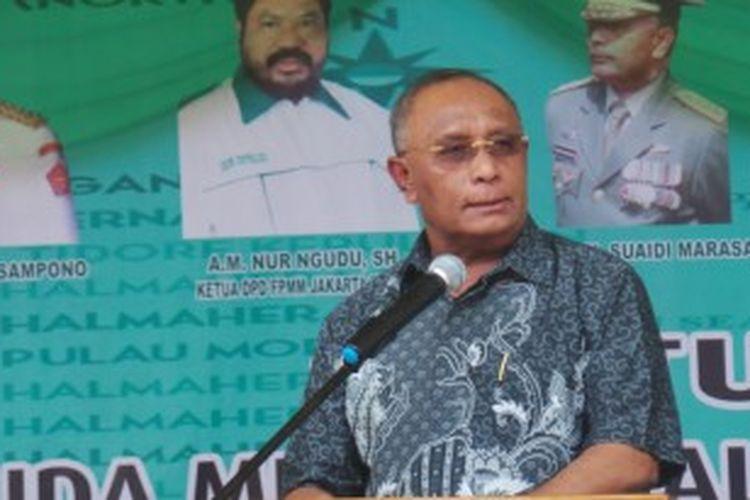 Anggota Dewan Pembina Partai Demokrat, Suaidi Marasabessy.