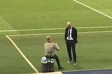 Man City Vs Real Madrid - Sehabis Perang, Guardiola Ingin Undang Zidane Makan Malam
