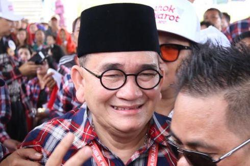 Tidak Jadi Caleg Lagi, Ruhut Pilih jadi Relawan Jokowi