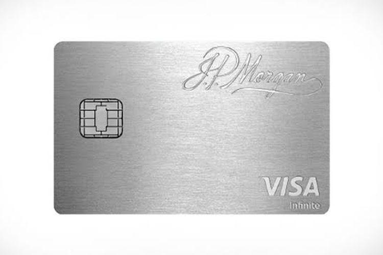 JP Morgan Reserve Card.