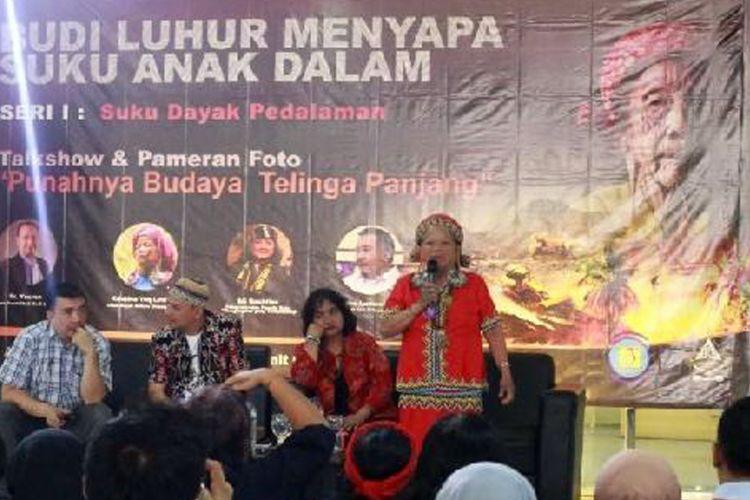 Universitas Budi Luhur Jakarta dan Yayasan Orang Rimbo Kito Jambi melakukan penandatanganan Nota Kesepahaman pada Sabtu, 17 Nopember 2018.