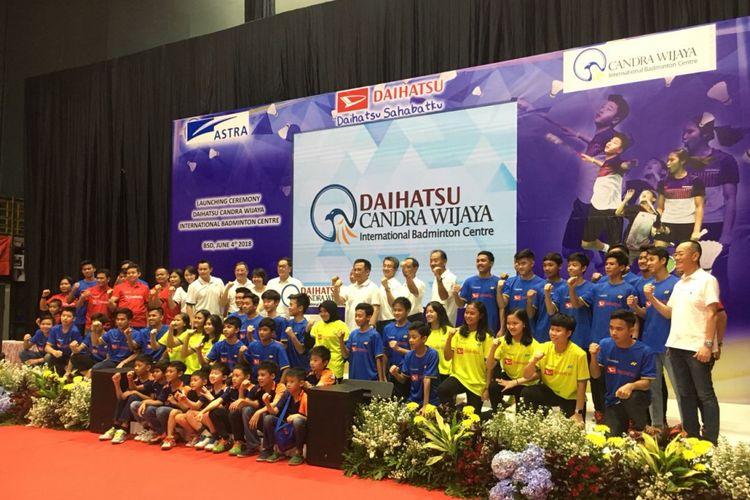 Daihatsu Candra Wijaya International Badminton Centre