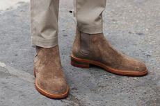 Mengenal Chelsea Boots, Sepatu Serbaguna untuk Tampil Gaya
