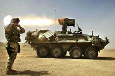 Pentagon Kembangkan Peluru Artileri