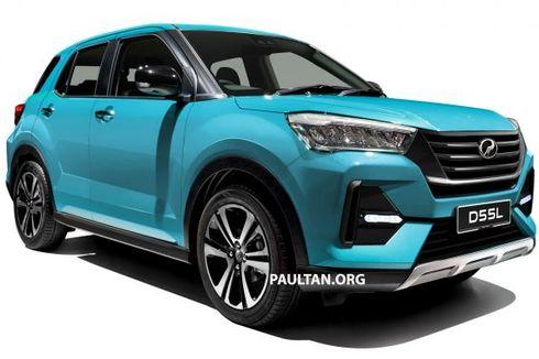 Daihatsu Rocky di Malaysia Pakai Mesin Turbo