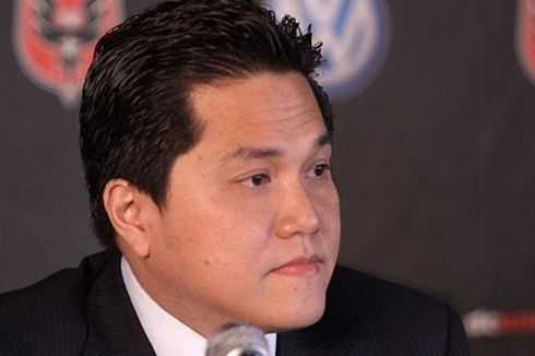 Erick Thohir Rampung Ambil Alih Inter dengan Nilai Rp 5 Triliun