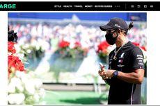 30 Menit Sebelum F1 Austria dimulai, Lewis Hamilton Kena Penalti
