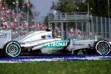 Lewis Hamilton Tercepat pada Sesi Pembuka GP Singapura