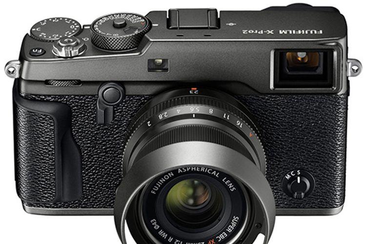 Kamera Fujifilm X-Pro2 Graphite Silver