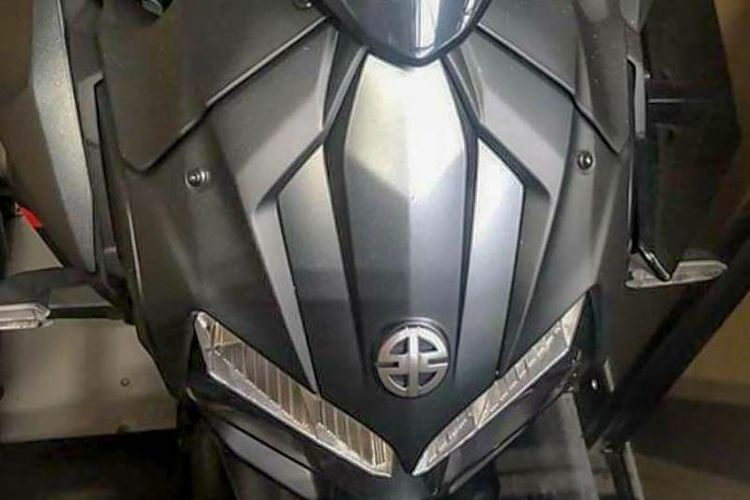 Bocoran foto Kawasaki Z H2