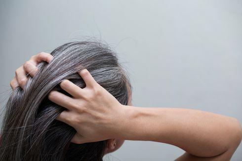 4 Cara Atasi Uban Tanpa Merusak Kulit Kepala