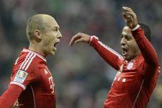 Robben: Manchester United Tim Besar, tapi Bayern Fenomenal