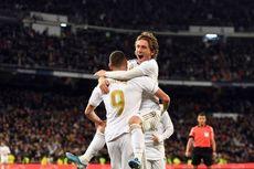 Real Madrid Vs Real Sociedad, Modric Gemilang, El Real Raih Tiga Poin