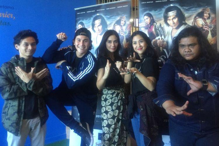 Para pemain film Wiro Sableng.