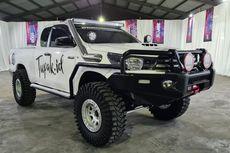 Ini Ubahan Toyota Hilux Pemenang IMX 2021, Berubah Total