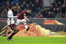 AC Milan Tak Terkalahkan Sepanjang Januari, Calhanoglu Kembali