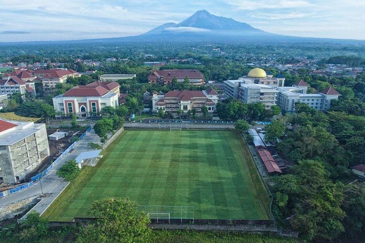 Kampus Universitas Islam Indonesia (UII) di Yogyakarta