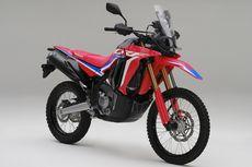 Honda CRF250 Rally Terbaru Hadir di Indonesia, Ini Harganya