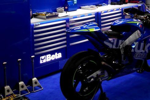 Begini Rasanya Berada di Paddock Pebalap MotoGP