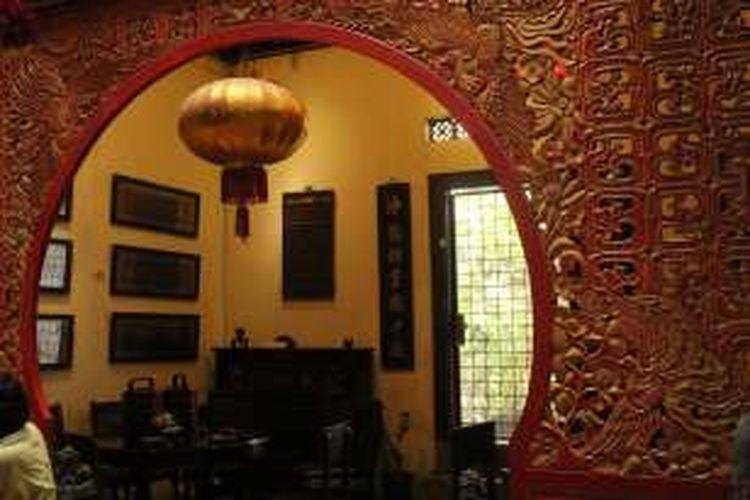 Museum Benteng Heritage merupakan museum warisan budaya peranakan Tionghoa yang didirikan oleh Udaya Halim pada pukul 20.11 tanggal 11 bulan 11 tahun 2011.