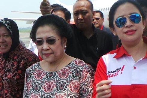 Pujian Megawati untuk Tri Rismaharini...