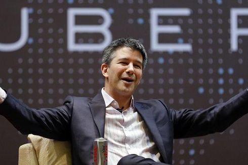 Dituduh Menipu, Mantan CEO Uber Digugat