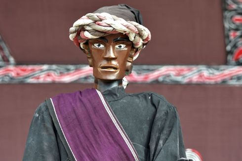 Boneka Sigale-gale di Museum Wayang, Konon Bisa Bergerak Sendiri