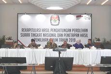 Jokowi-Ma'ruf Kalah di Bengkulu, PDI-P Justru Raih Suara Terbanyak