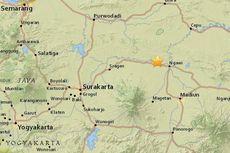 Gempa Terasa di Madiun dan Ponorogo Saat Shalat Jumat